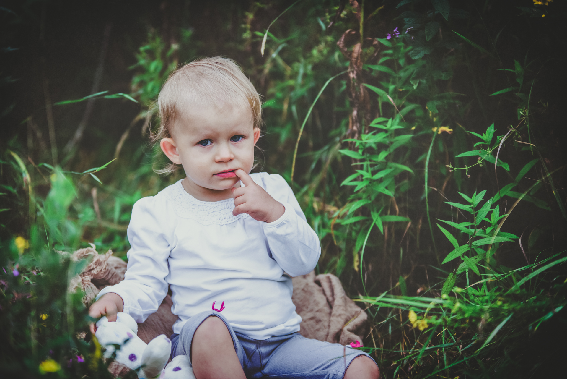 Rita -two years old little girl -Mini photo session .