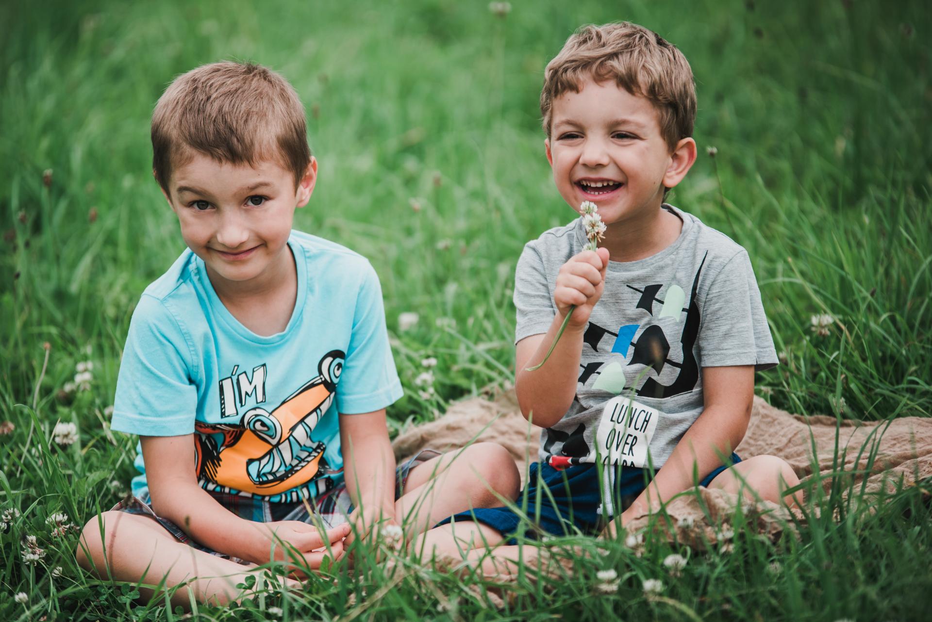 Brothers – Aleksander and Kamil :)
