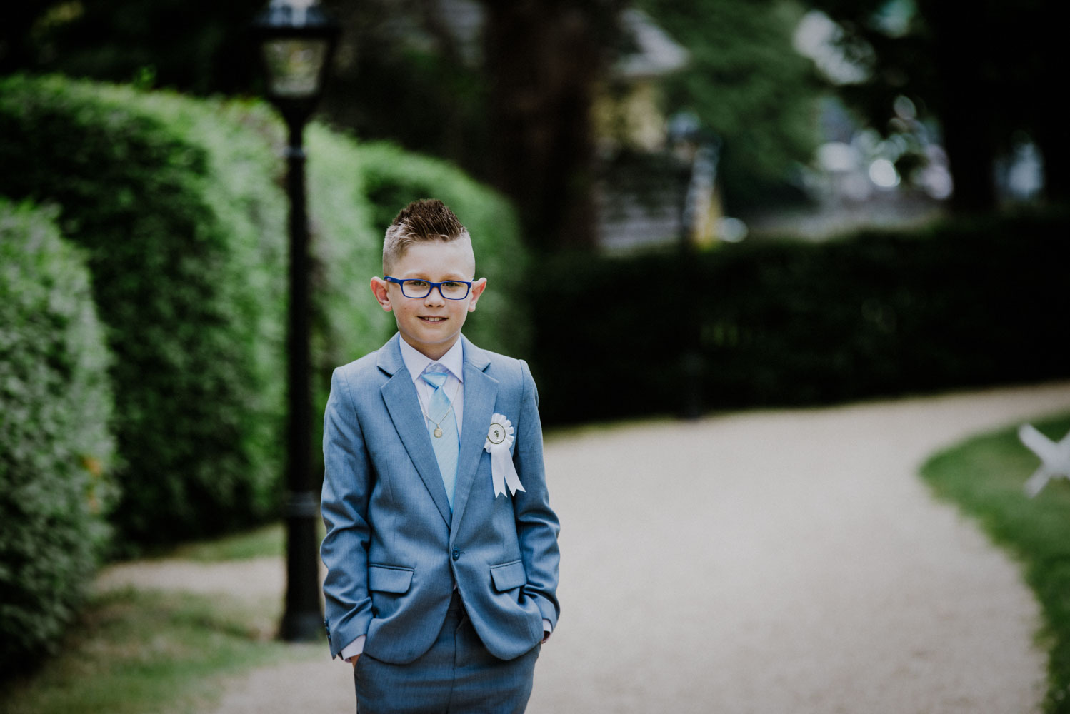 Nikodem and his Communion Day 26.05.18