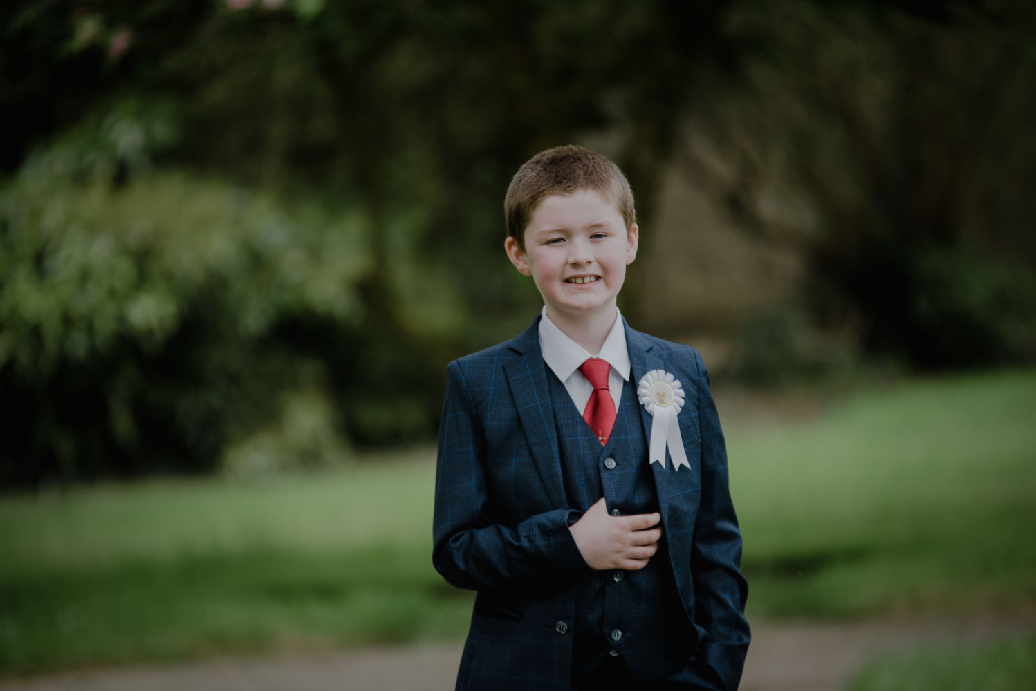 Sean and His Communion Day 05.05.18