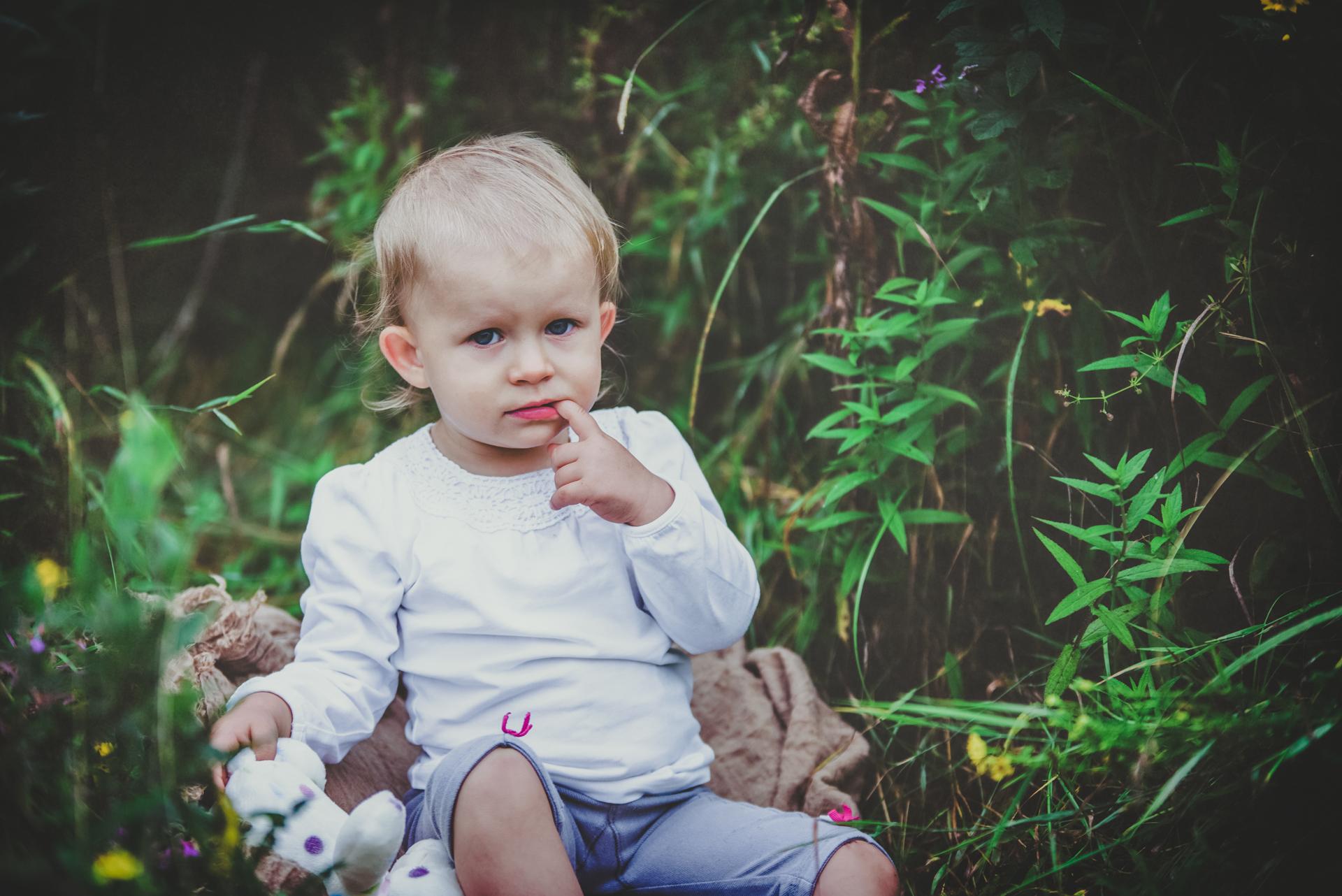 Rita -two years old little girl -Mini photo session .