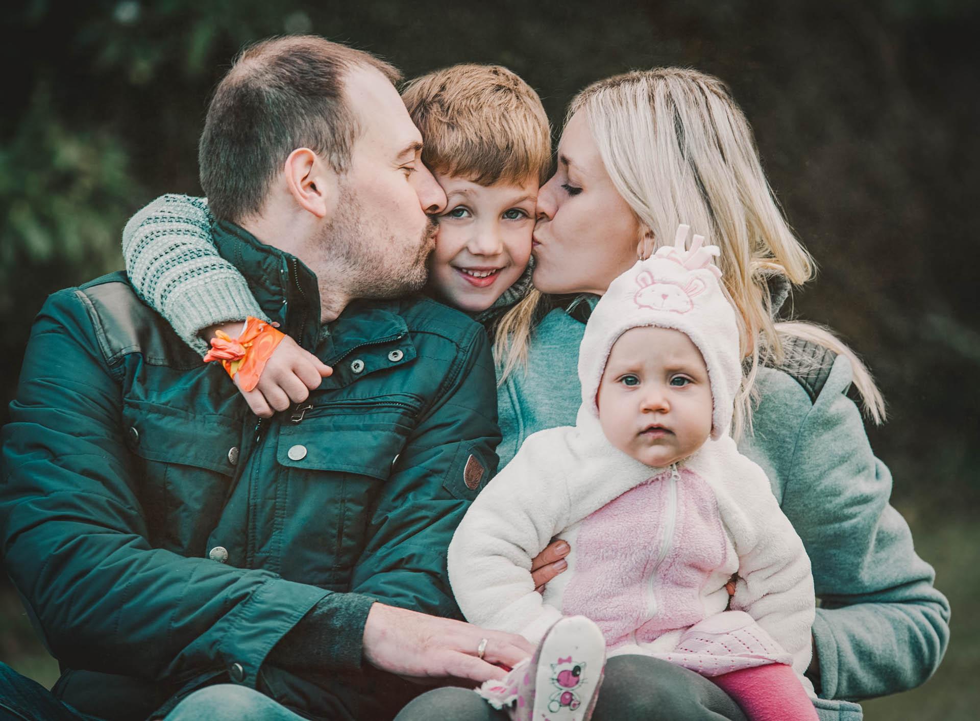Family Photo session in Killarney