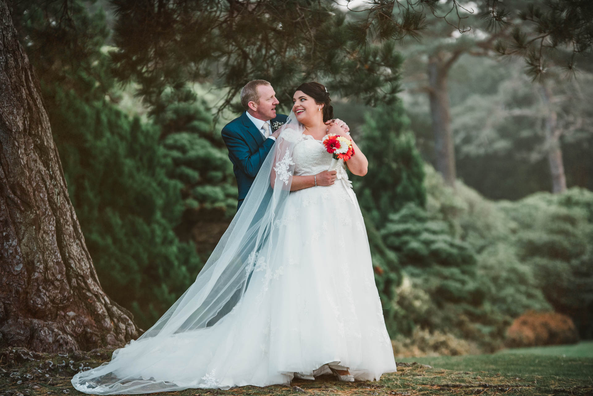O♡D Wedding Day,  Killarney 26.11.2016 (reportage of the wedding as second photographer)