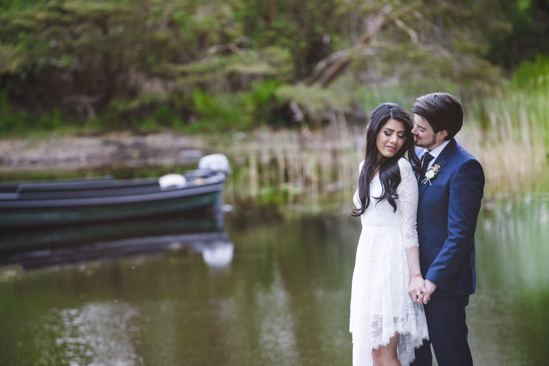 Ana ♡ Conor Wedding Day