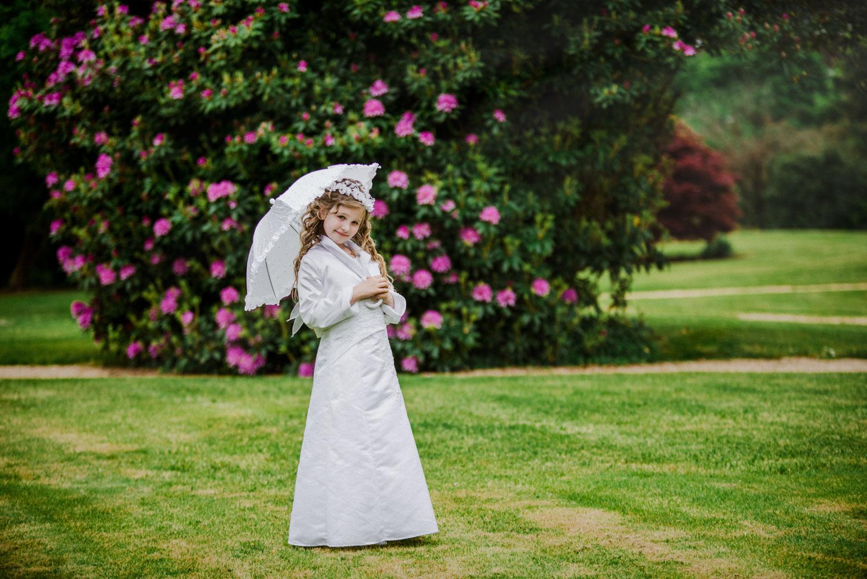 Julia and her Communion Day 26.05.18 Killarney