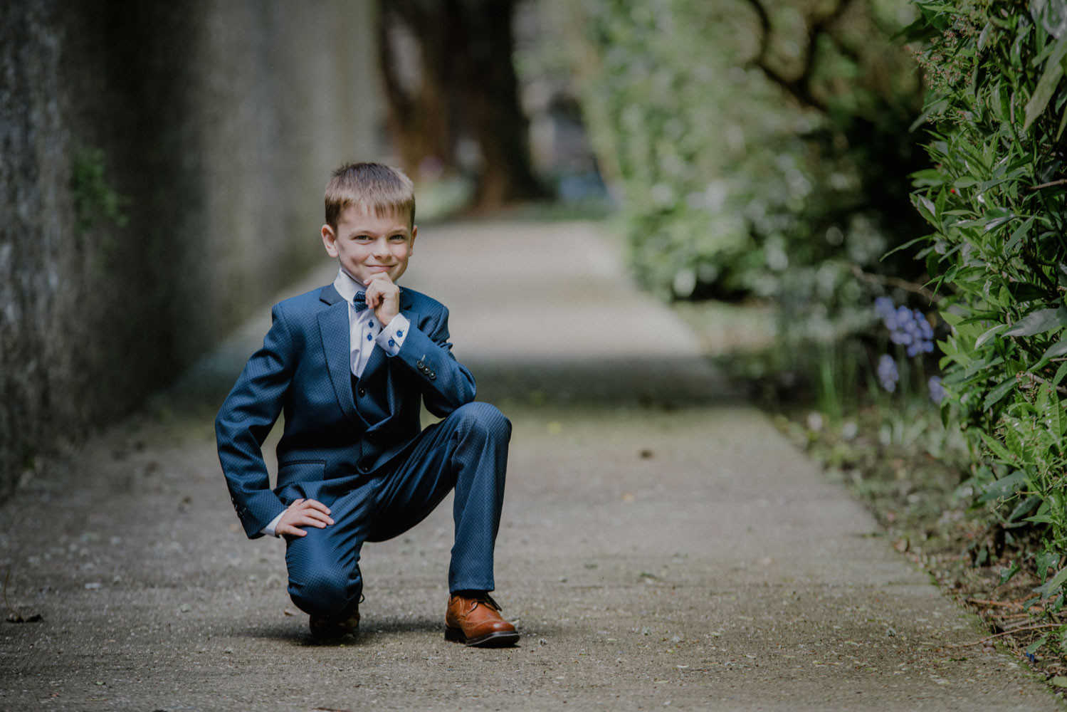 James and his Communion Day 05.05.18