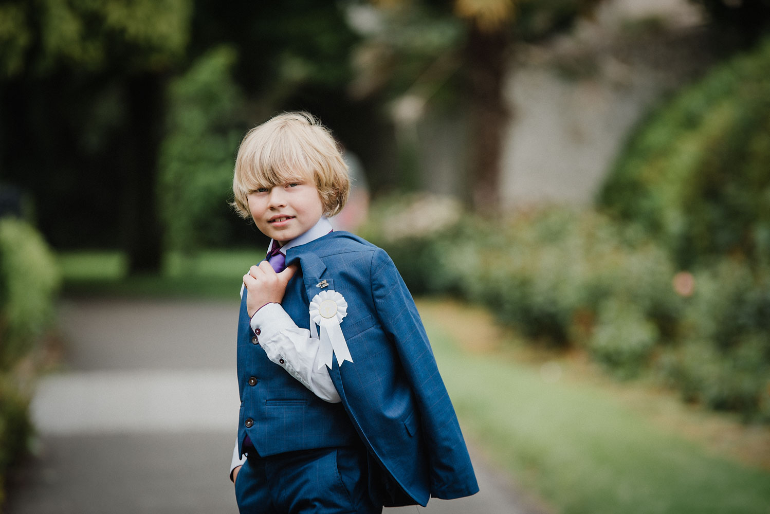 Karol and his Communion Day 27.05.18 Tralee