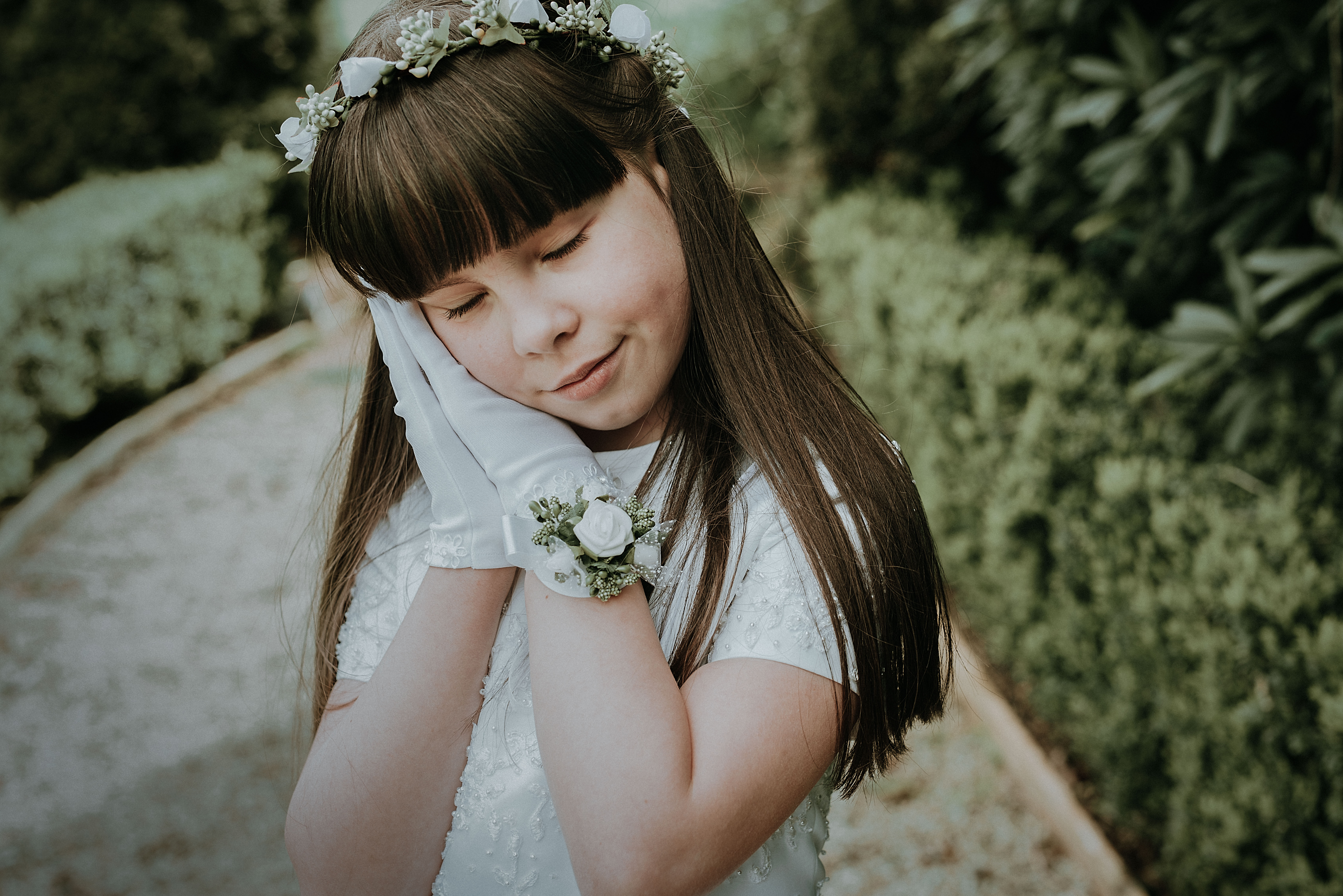 Zosia and her Communion Day 28.04.18