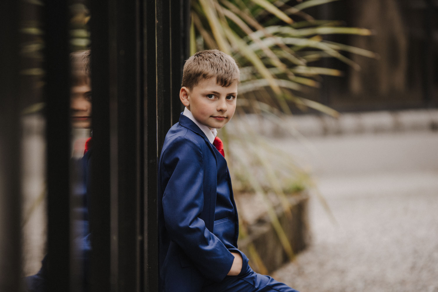 Julek and his Communion Day