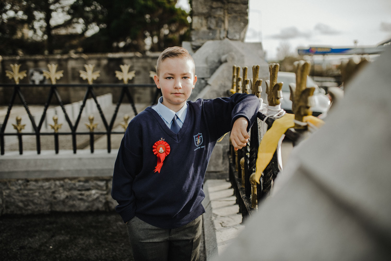 Simon's Confirmation, Castleisland 2020
